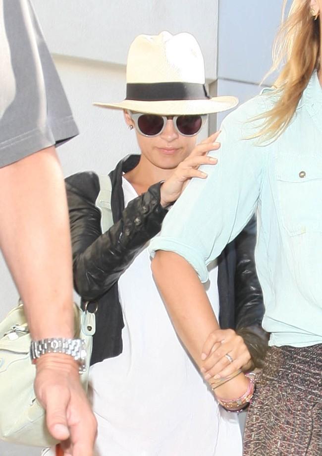 Nicole Richie le 3 septembre 2012 à Los Angeles