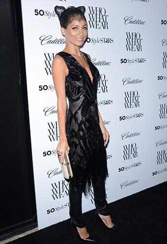 Nicole Richie à Los Angeles le 24 octobre 2013