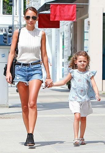 Nicole Richie à Beverly Hills le 2 juillet 2013