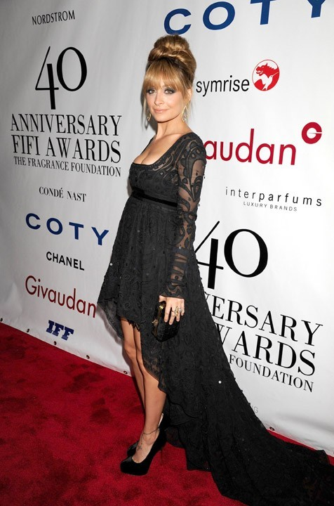 Nicole Richie aux FiFi Awards le 21 mai 2012