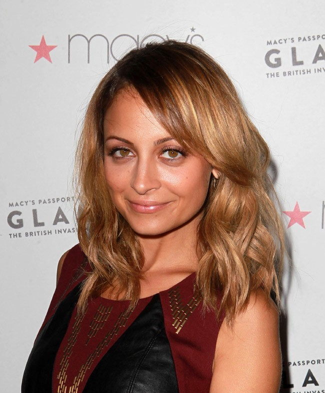 Nicole Richie à Los Angeles le 7 septembre 2012