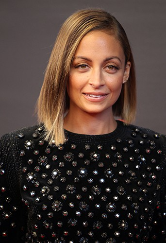Nicole Richie à New-York le 4 septembre 2013