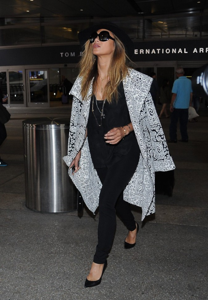 Nicole Scherzinger le 31 mai 2015