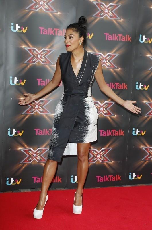 Nicole Scherzinger le 10 juin 2013 à Birmingham