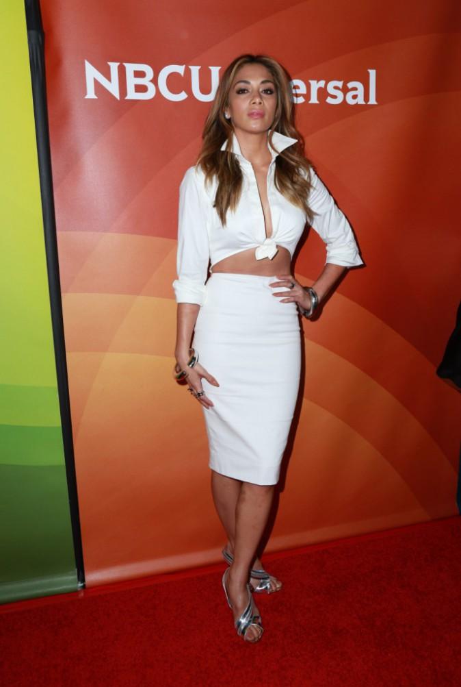 Nicole Scherzinger le 2 avril 2015