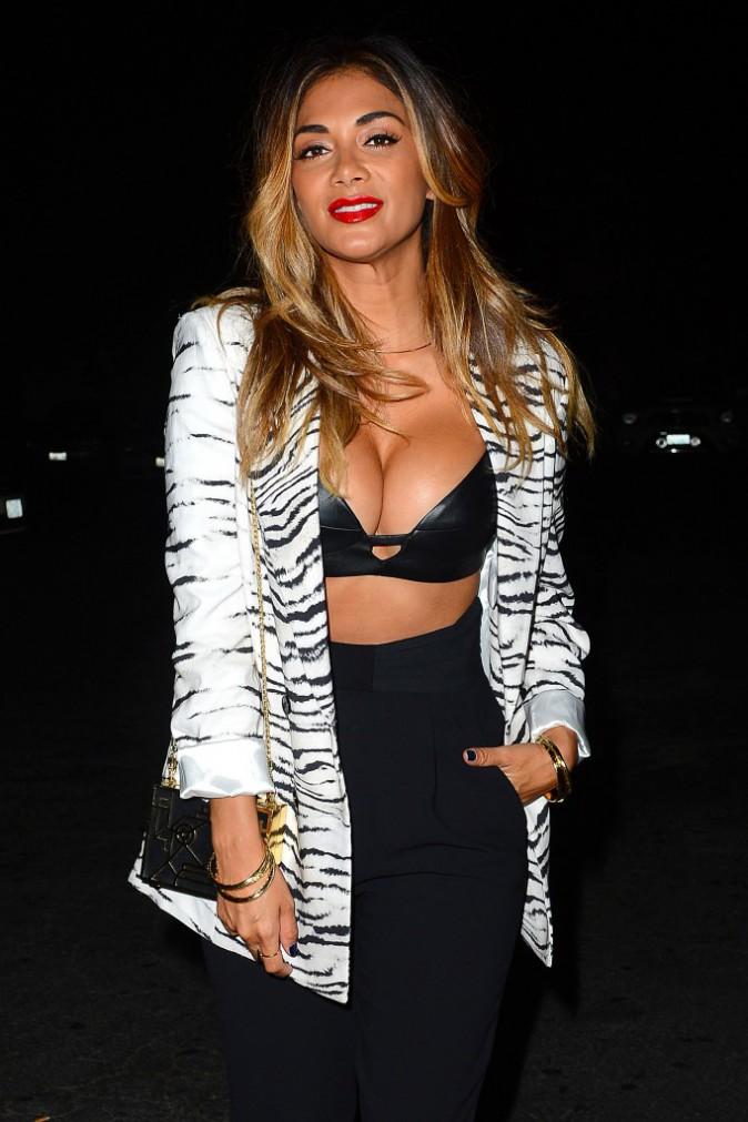 Nicole Scherzinger : Elle s'affiche remontée à bloc !