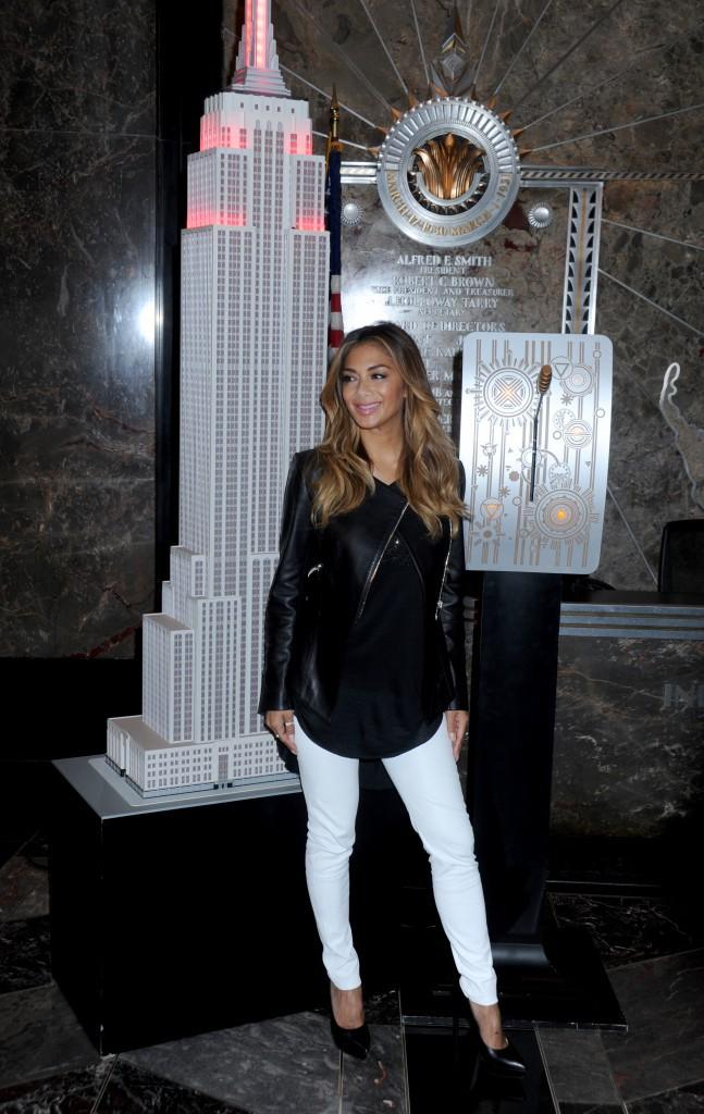Nicole Scherzinger le 21 mai 2015