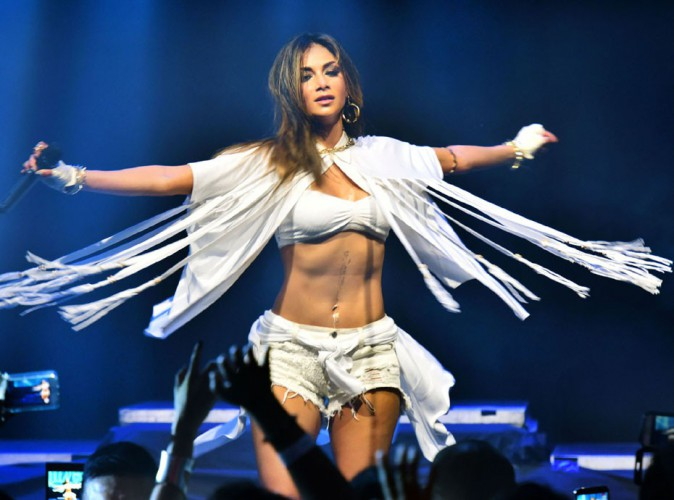 Nicole Scherzinger : l'amour de la scène, lui, reste !