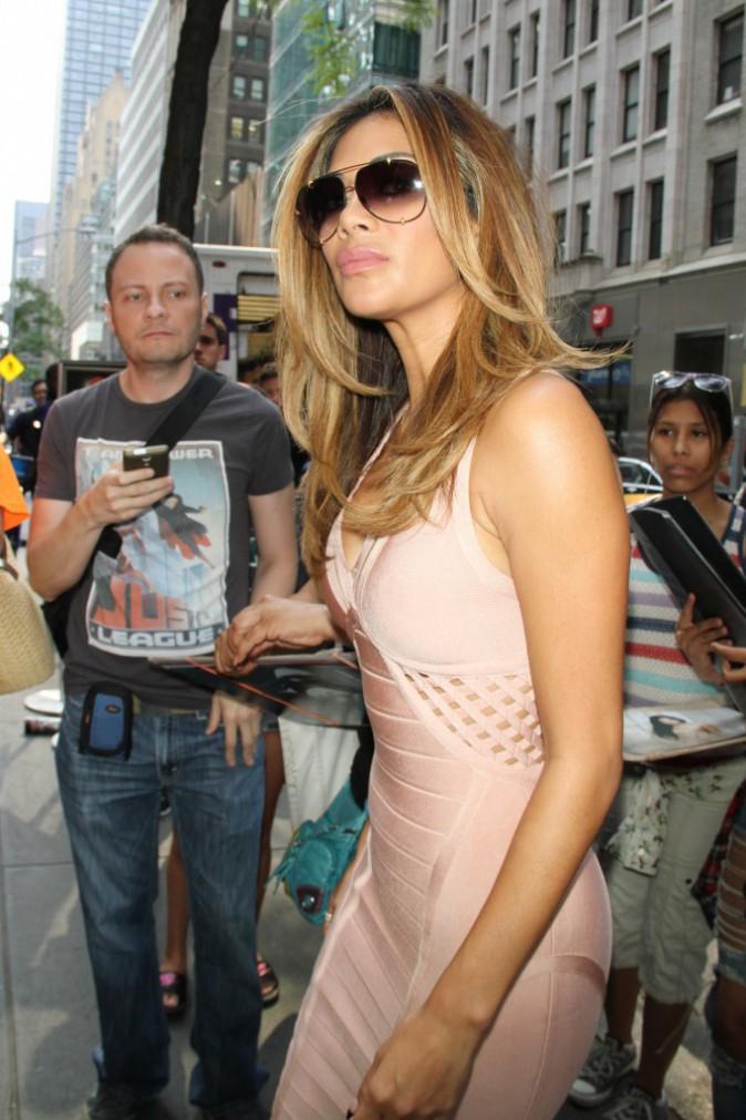 Nicole Scherzinger, le 2 juillet 2015