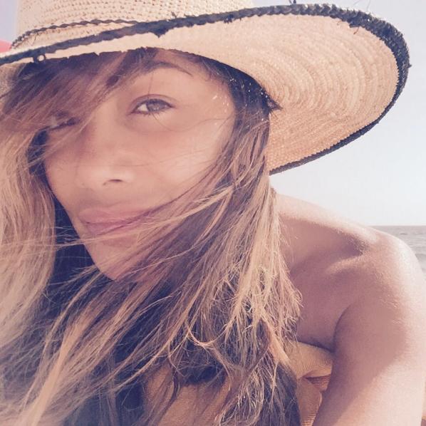 Nicole Scherzinger le 22 août 2015