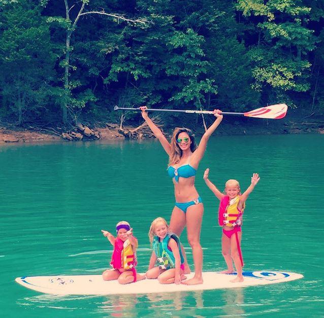 Nicole Scherzinger en vacances