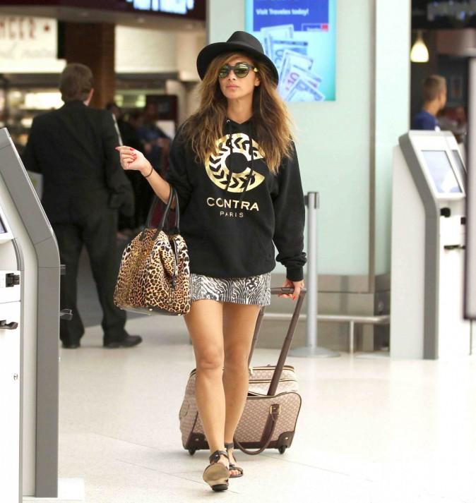 Nicole Scherzinger : voyageuse ultra lookée pour faire Ibiza – Londres !