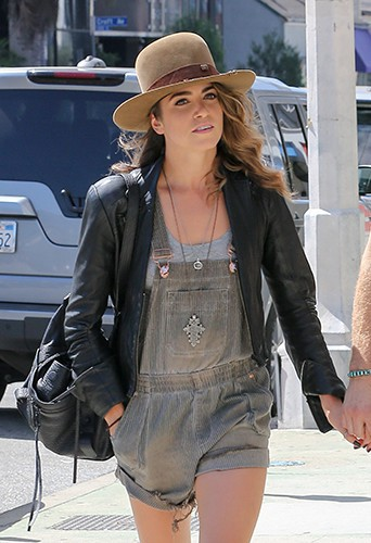Nikki Reed à Los Angeles le 7 septembre 2014