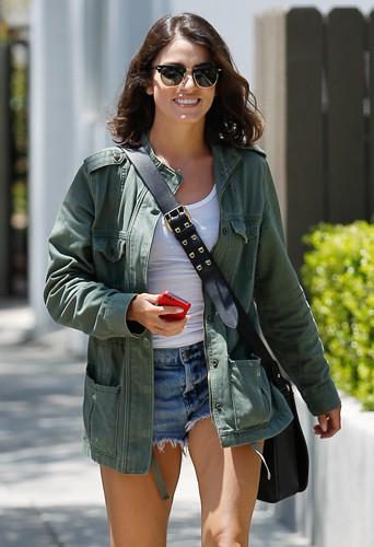 Nikki Reed à Los Angeles le 31 juillet 2013