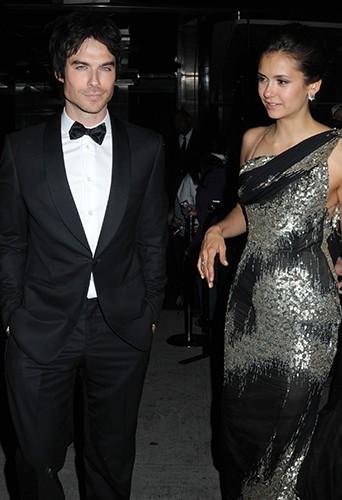 Ensemble, ils se rendent à un gala new-yorkais le 8 mai 2012
