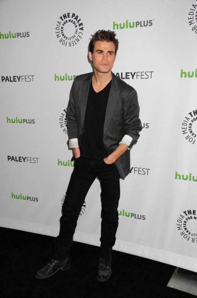 Paul Wesley à Beverly Hills, le 10 mars 2012.