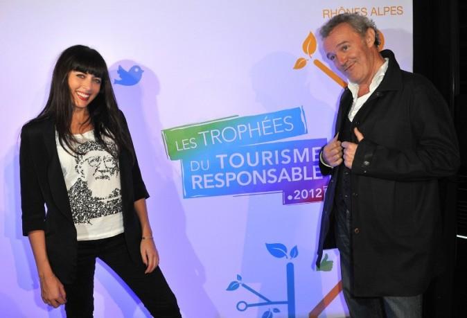Nolwenn Leroy le 25 octobre 2012 à Paris