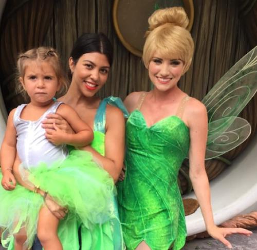 Photos : North et Penelope : Kim et Kourtney Kardashian célèbrent leurs petits anges !