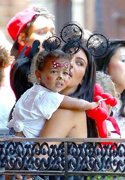 Photos : North West : deux ans et un incroyable anniversaire en famille à Disney !