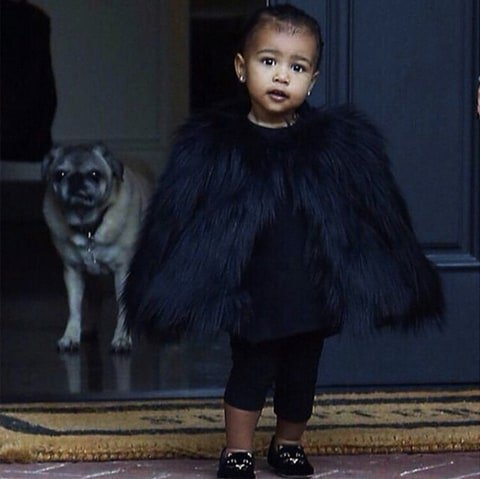 Photos : North West fête ses 3 ans... ça promet !