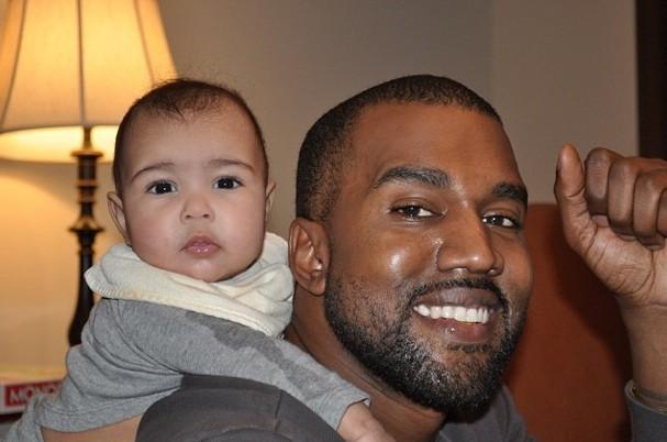 North West : retour en images sur un bébé déjà star !