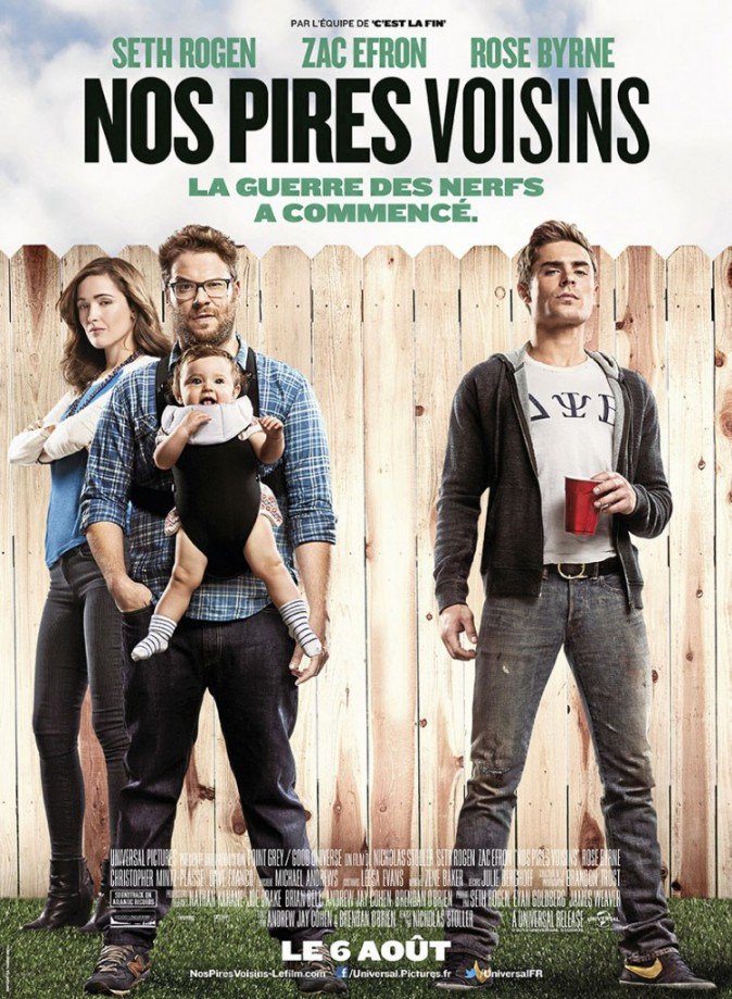 Nos Pires Voisins : les backstages du film