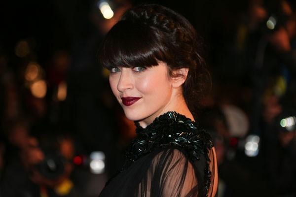 Nolwenn Leroy aux NRJ Music Awards, à Cannes, le 26 janvier 2013