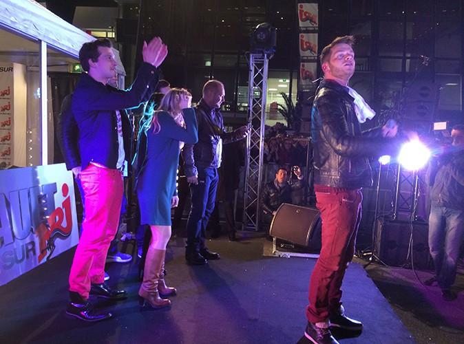 Photos : Public a passé la soirée avec Cauet pour une spéciale NMA sur NRJ !