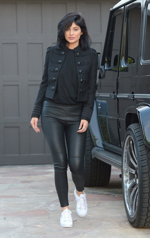 Photos : offrez-vous le dressing de Kylie Jenner !
