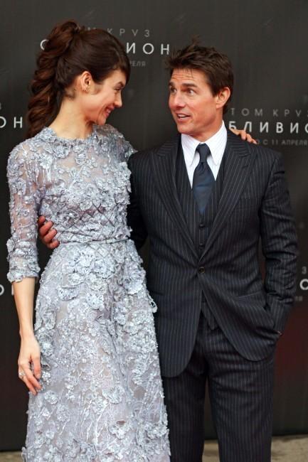 Tom Cruise a toujours eu un faible pour les femmes grandes