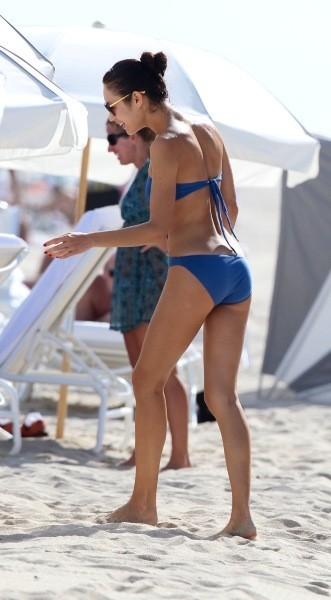 Olga Kurylenko le 9 décembre 2012 à Miami