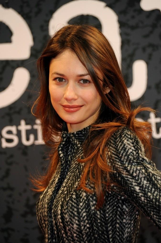 Olga Kurylenko au Festival du film de Beaune !