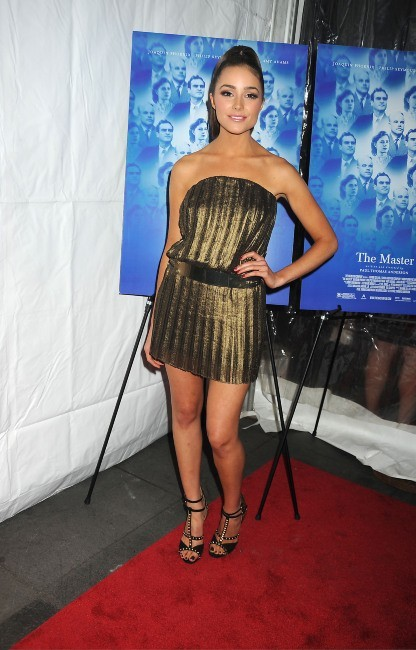 Olivia Culpo le 11 septembre 2012 à New York