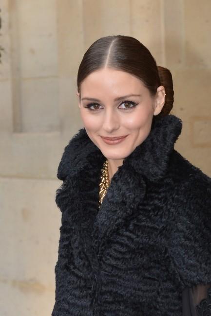Olivia Palermo à Paris, le 27 février 2013.