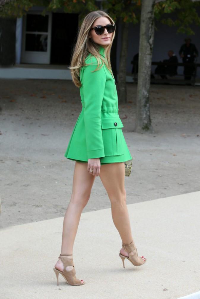 Olivia Palermo le 30 septembre 2014