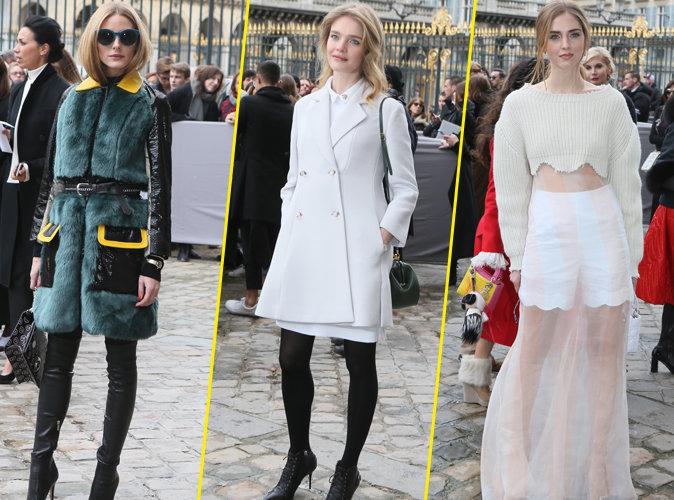 Olivia Palermo, Natalia Vodianova, Chiara Ferragni : un trio de bombes chez Dior !