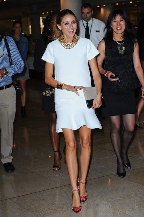 Photos : Olivia Palermo : toujours pas de fashion faux pas à l'horizon !