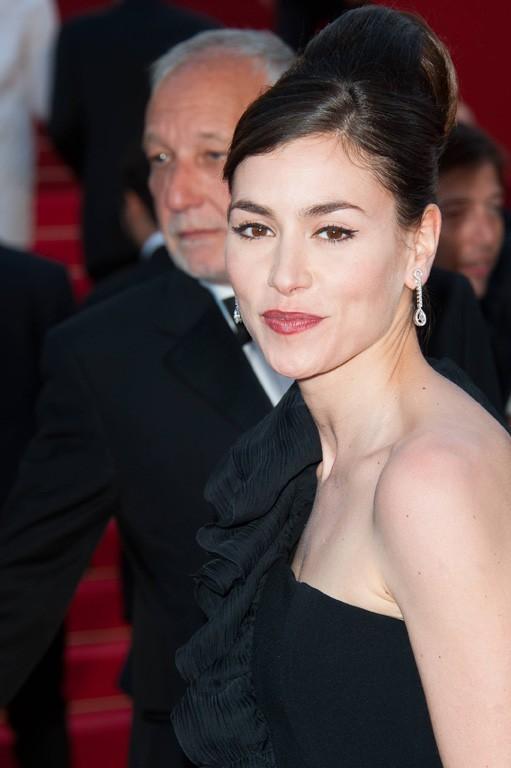Olivia Ruiz lors du Festival de Cannes, le 15 mai 2011.