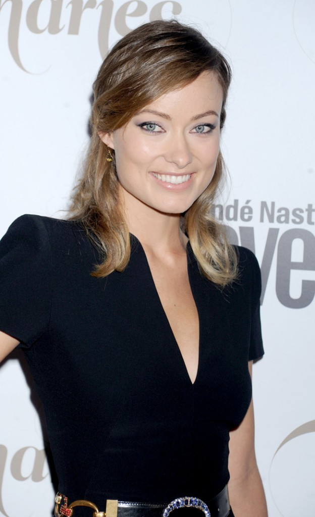 Olivia Wilde le 18 septembre 2012 à New York