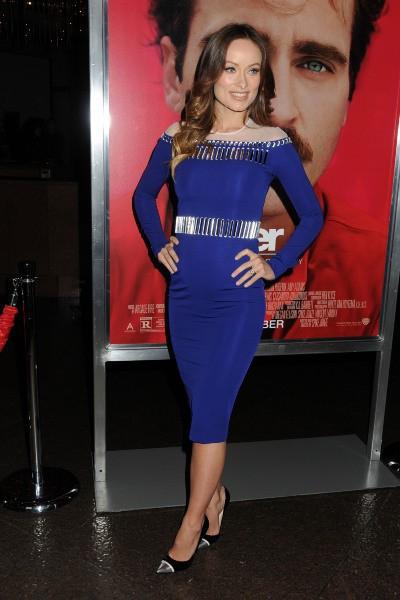 """Olivia Wilde lors de la première du film """"Her"""" à Los Angeles, le 12 décembre 2013."""