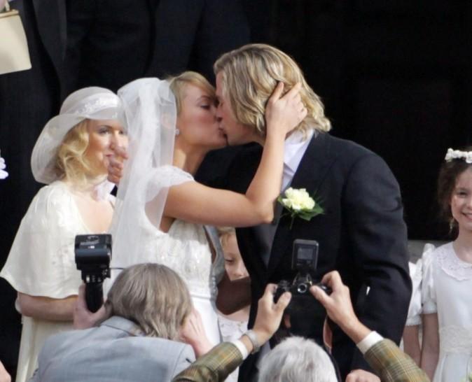Un mariage surprenant !