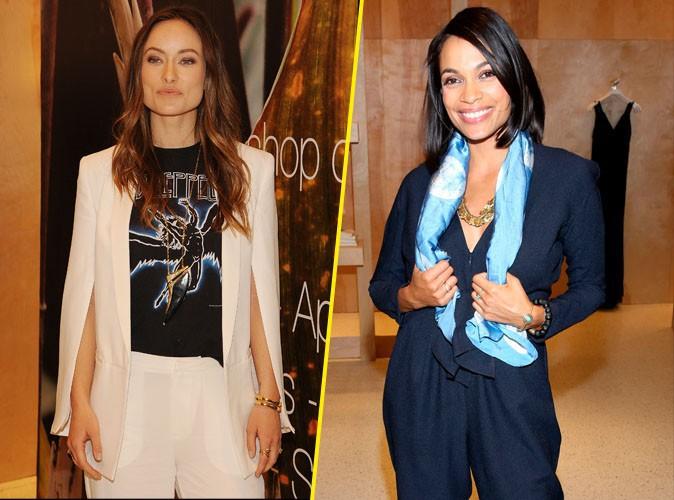 Olivia Wilde et Rosario Dawson : ambassadrices de charme pour H&M Conscious !