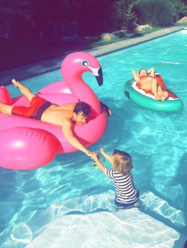 Olivia Wilde passe tout son temps avec sa famille