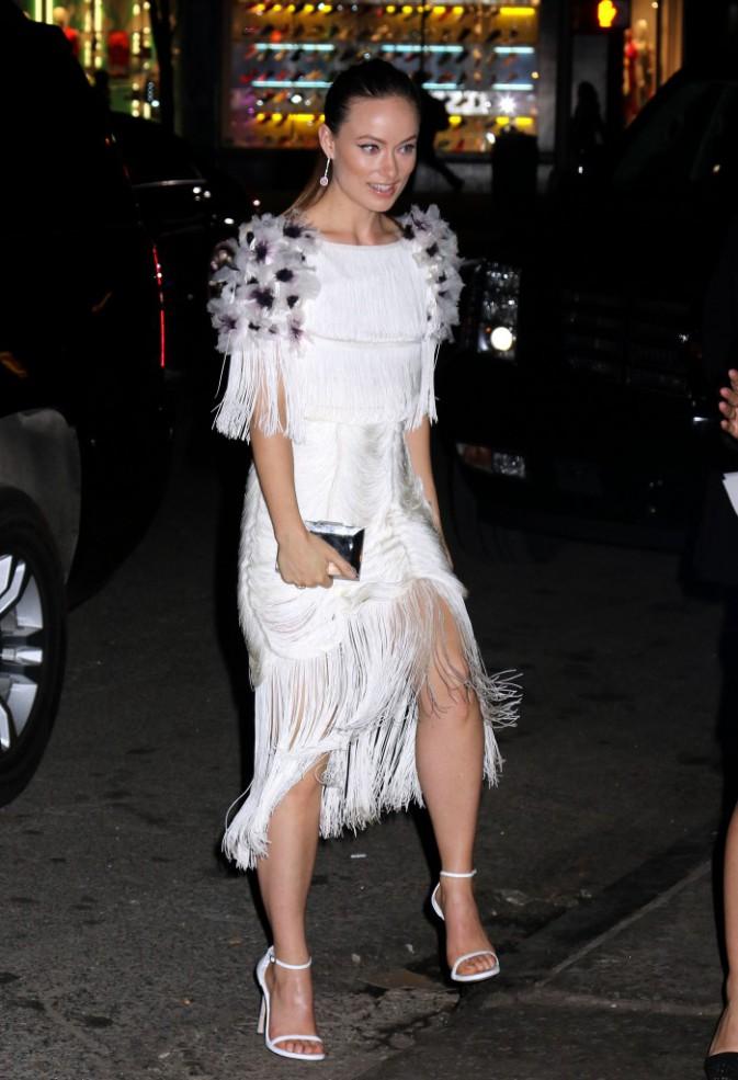 Olivia Wilde le 15 avril 2015