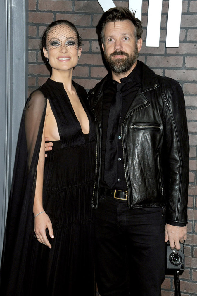 Olivia Wilde et son mari Jason Sudeikis