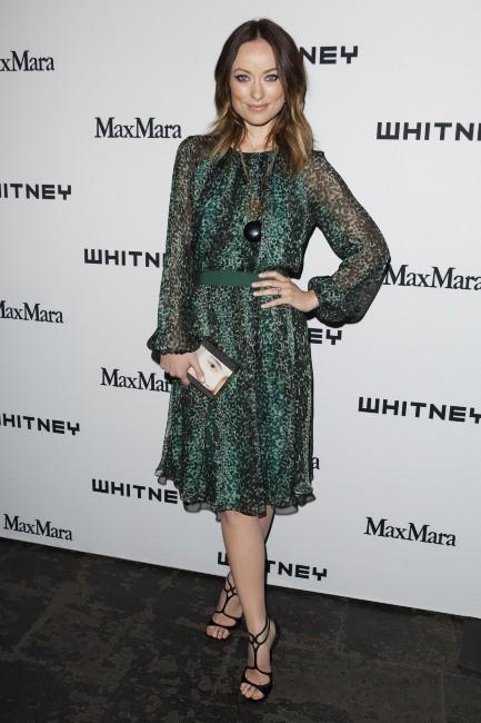Olivia Wilde, New York, 1er mai 2013.