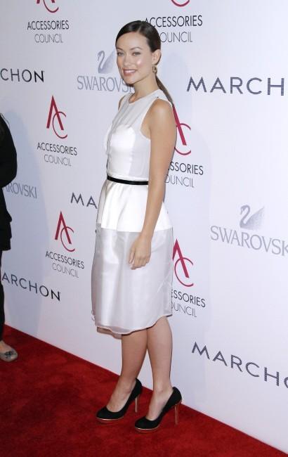 Olivia Wilde le 5 novembre 2012 à New York