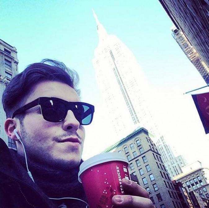 Olympe à New-York pour l'enregistrement de son nouvel album !
