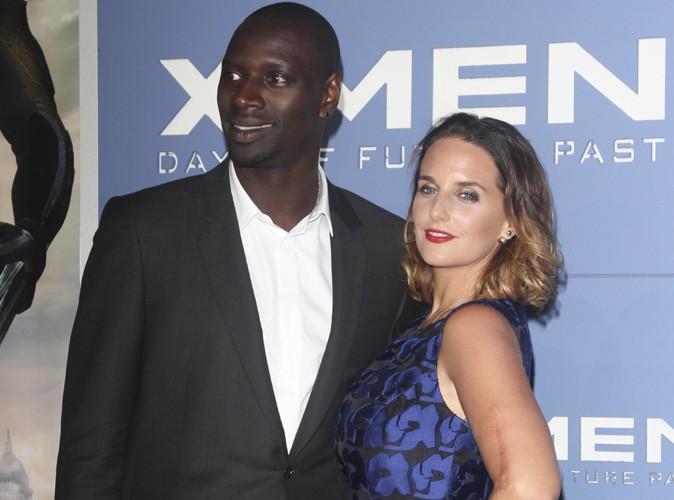 Omar Sy : accompagné de sa belle Hélène pour la grande avant-première d'X-Men : Days of Future Past à New-York !