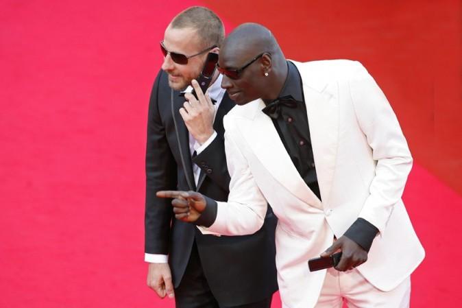Sur le tapis rouge des Cannes en 2007 !